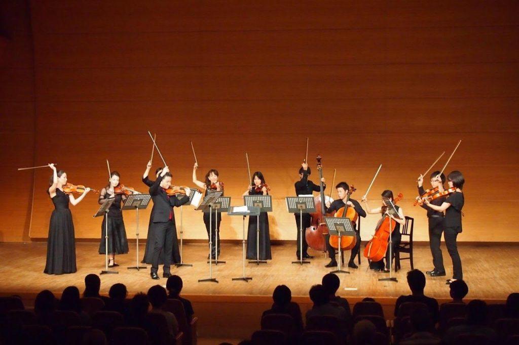 ジャパン・アカデミーアンサンブルソロイスツ Japan Academy Ensemble Soloists
