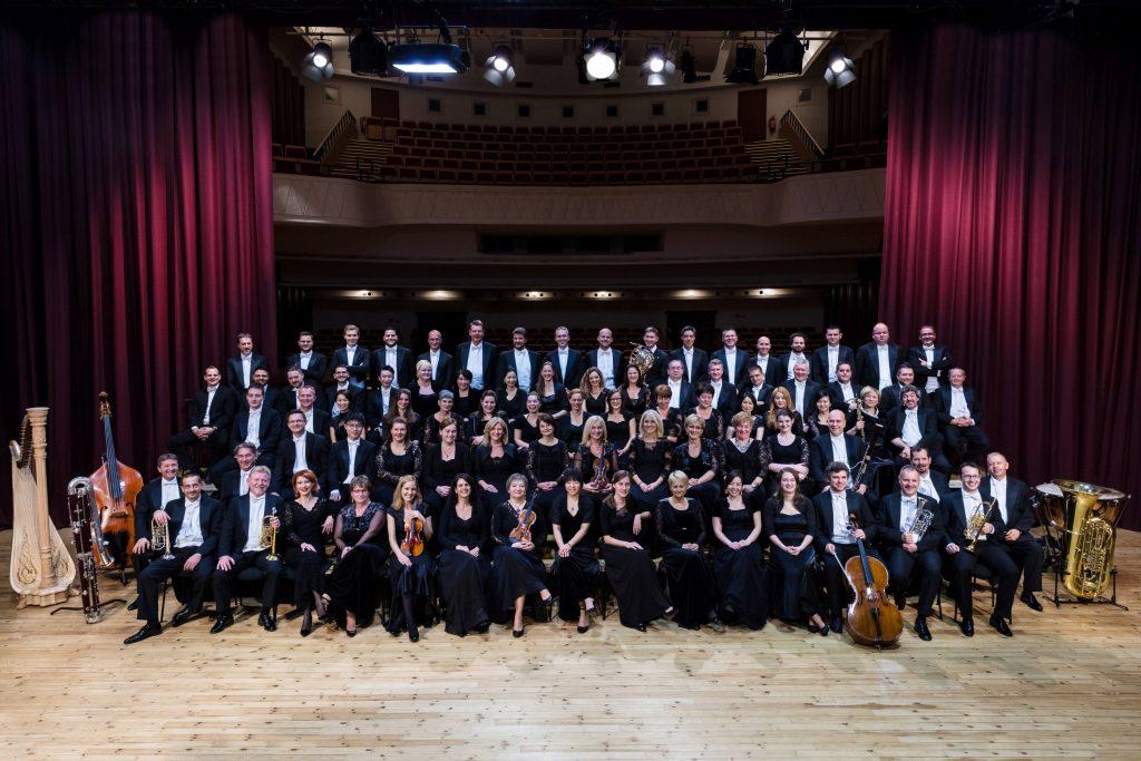 ジュール・フィルハーモニー管弦楽団 Győr Philharmonic Orchestra