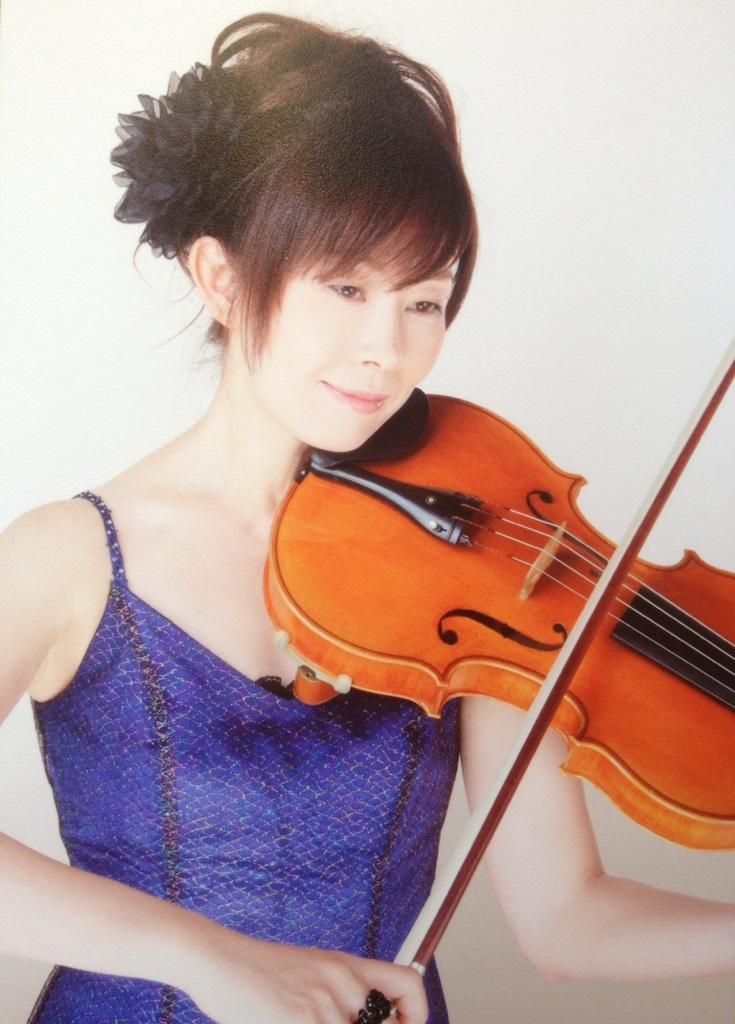 岩﨑美音(ヴィオラ) Iwasaki Mio(Viola)