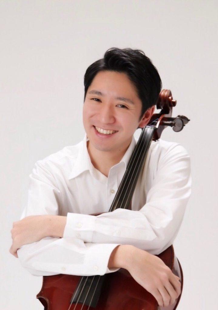 阿曽沼裕司(チェロ) Asonuma yuji(Cello)
