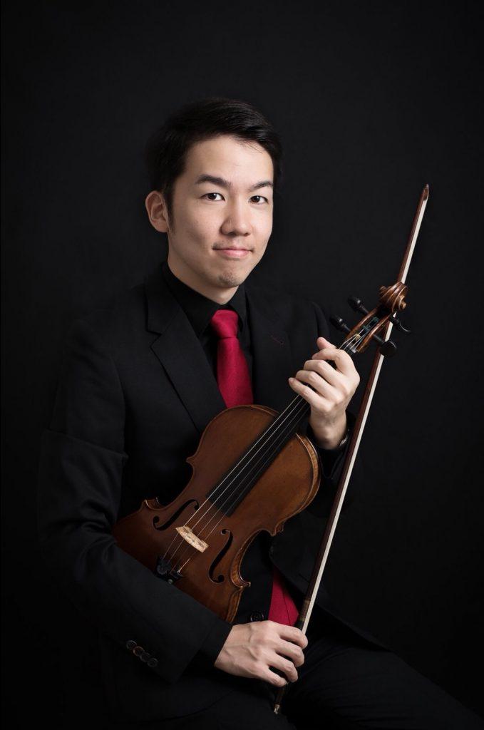 後藤博亮(ゲストコンサートマスター) Goto Hiroaki(Guest Concertmaster)