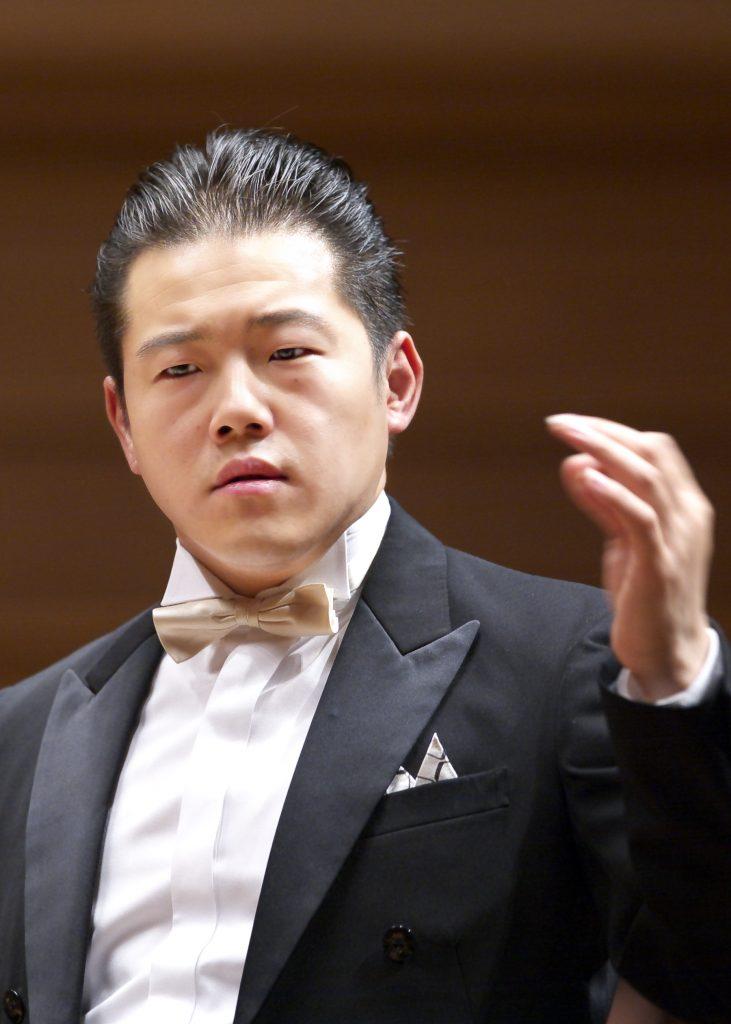 松下京介(指揮) Matsushita Kyosuke(Conductor)