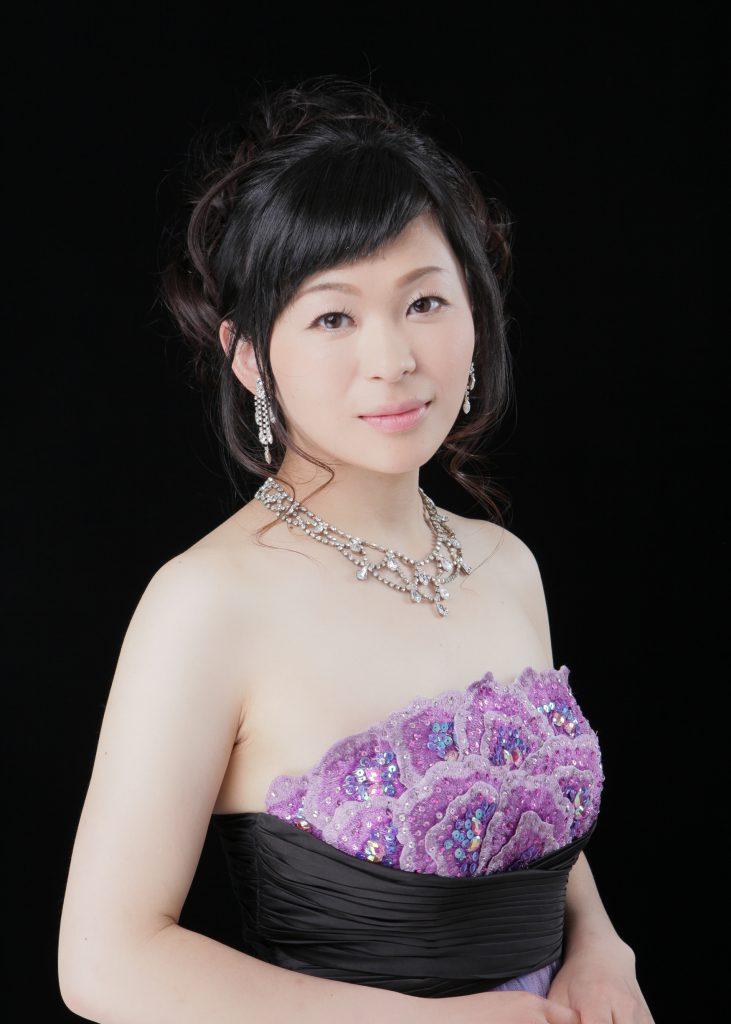 田坂蘭子(ソプラノ) Tasaka Ranko(Soprano)