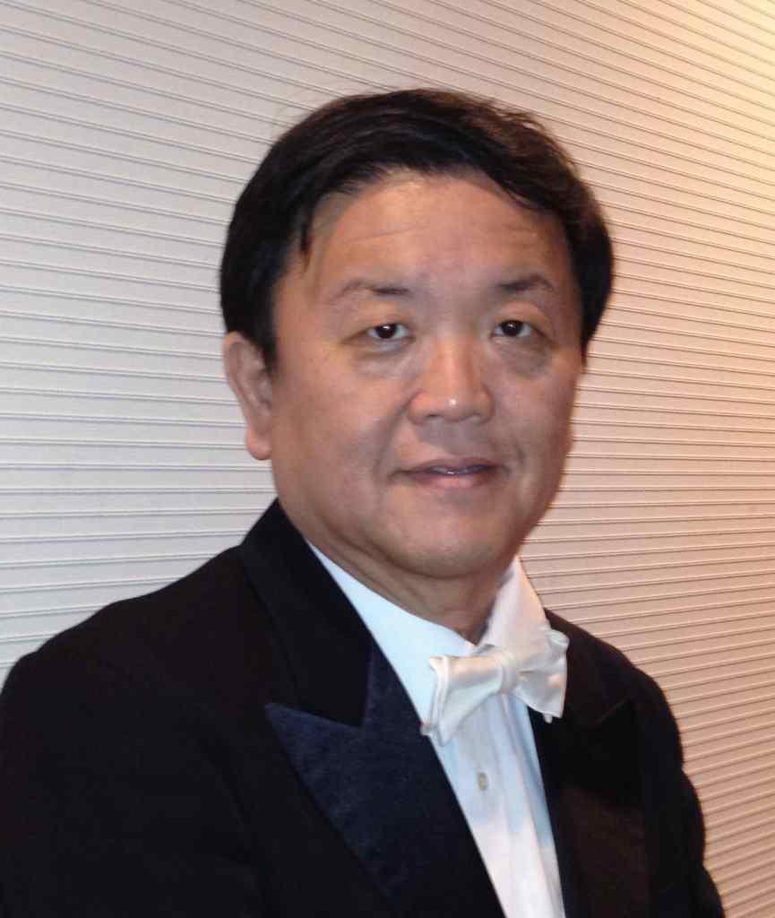 髙木敏行(ふくやま祝祭管弦楽団コンサートマスター) Takagi Toshiyuki(Fukuyama Festival Orchestra Concertmaster)