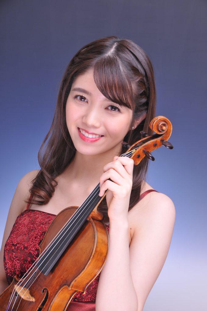 髙木凜々子(ヴァイオリン) Takagi Ririko(Violin)