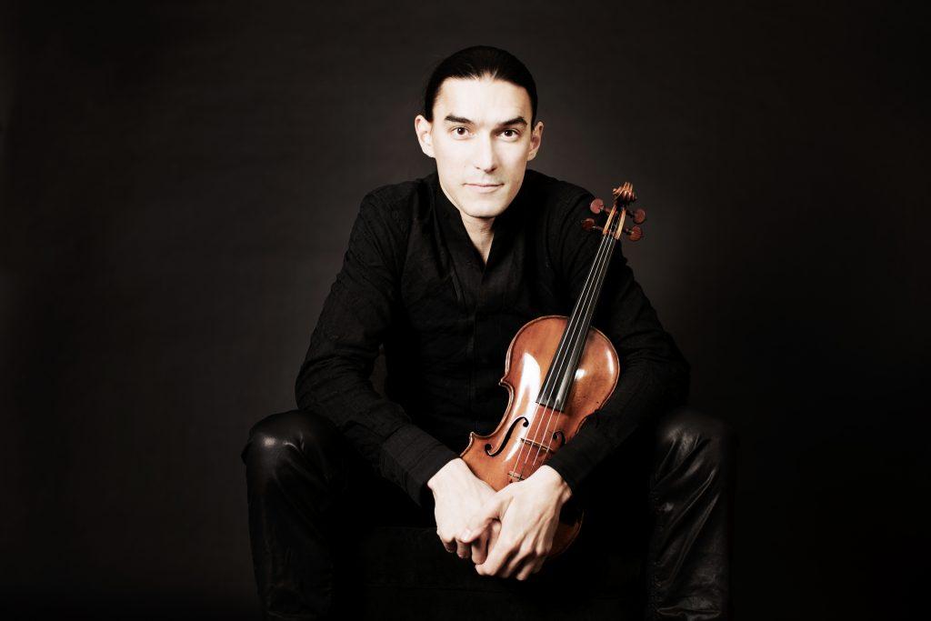 セルゲイ・マーロフ(ヴァイオリン、ヴィオロンチェロ・ダ・スパッラ) Sergey Malov(Violin、Violoncello da spalla)