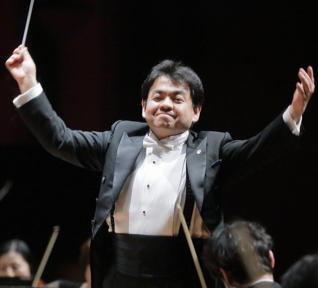 下野竜也(指揮) Shimono Tatsuya(Conductor)