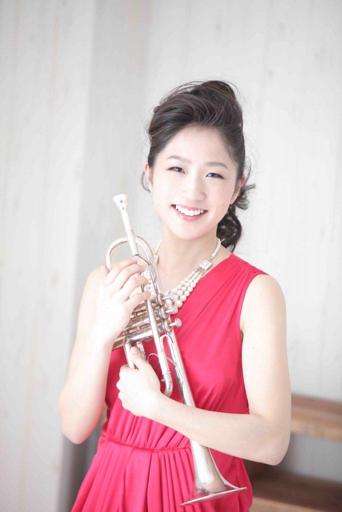 﨑谷由佳利(トランペット)Sakiya Yukari(Trumpet)